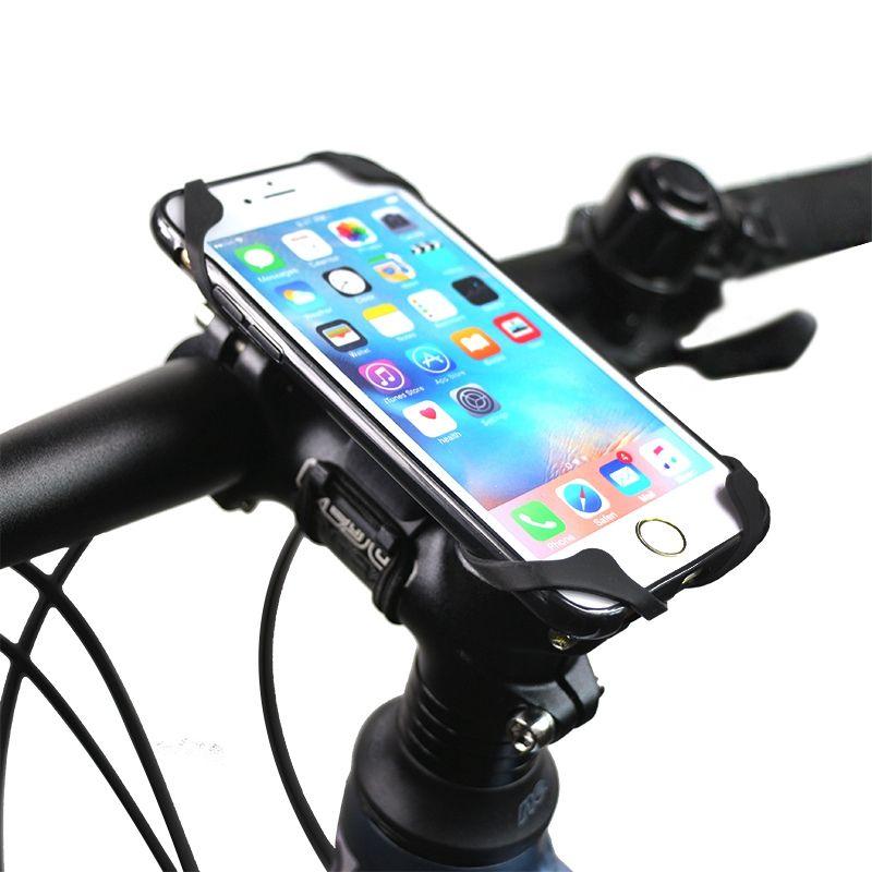 2018 Bike Mount Holder Universal 360 Degree Rotating Stem
