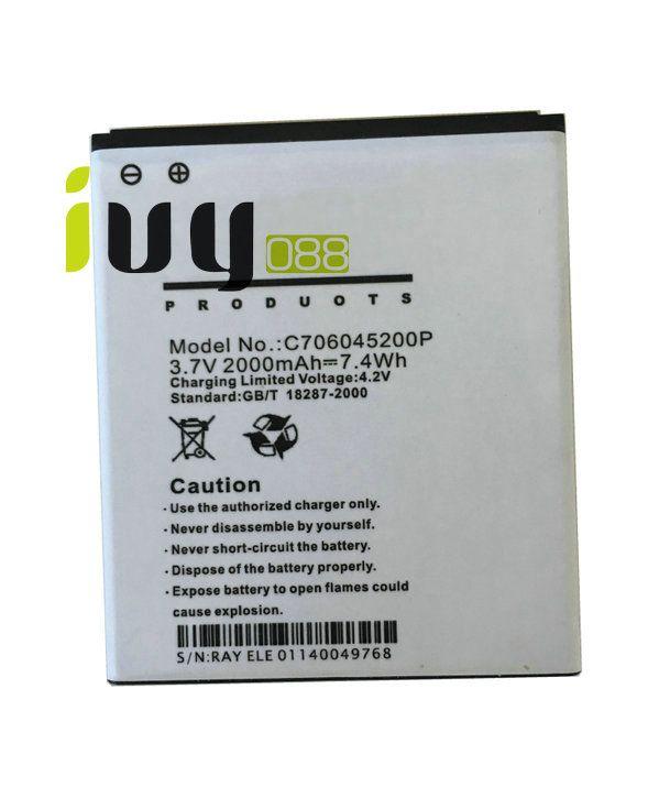 / 2000mAh C706045200P Oem Battery for Blu Studio C 5+5 D890U D890L S0050uu D890 Batteries