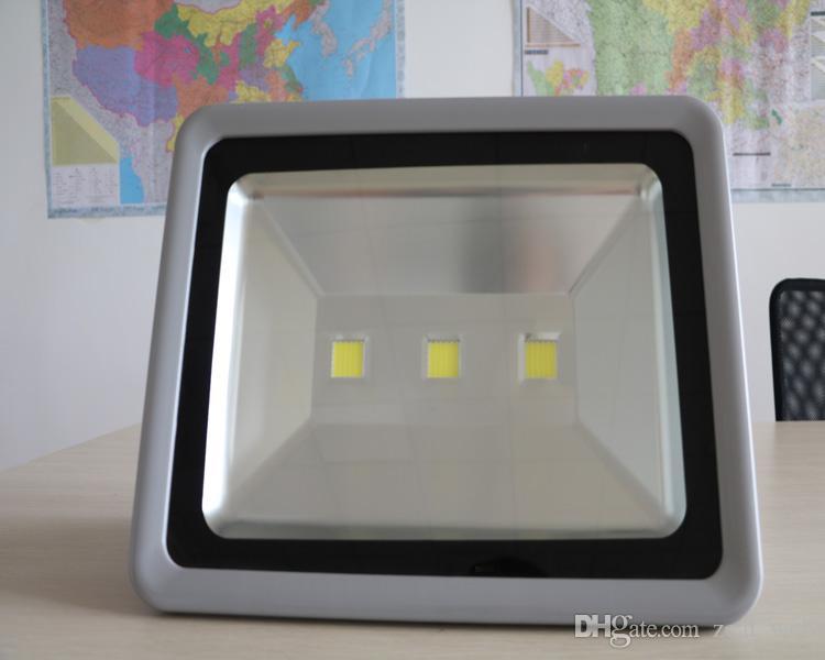 DHL FREE LED floodlights super bright factory price 150W 90V-270V 19500lm floodlights outdoor LED lights for garden park lighting LED lamp