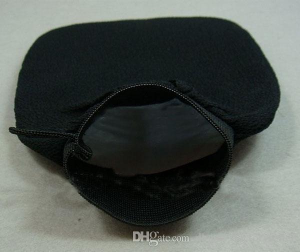 Siyah Hamam Fırçalama Mitt Sihirli Kaba Eldiven Peeling Büyülü Banyo Eldiven 1 ADET Ücretsiz Kargo