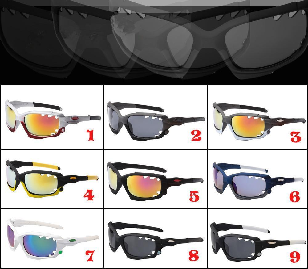 Hot Sale Brand sunglasses Designer Sun Glass double lenses sport cycling sunglasses dazzle colour mirrors glasses frame sunglasses 9197
