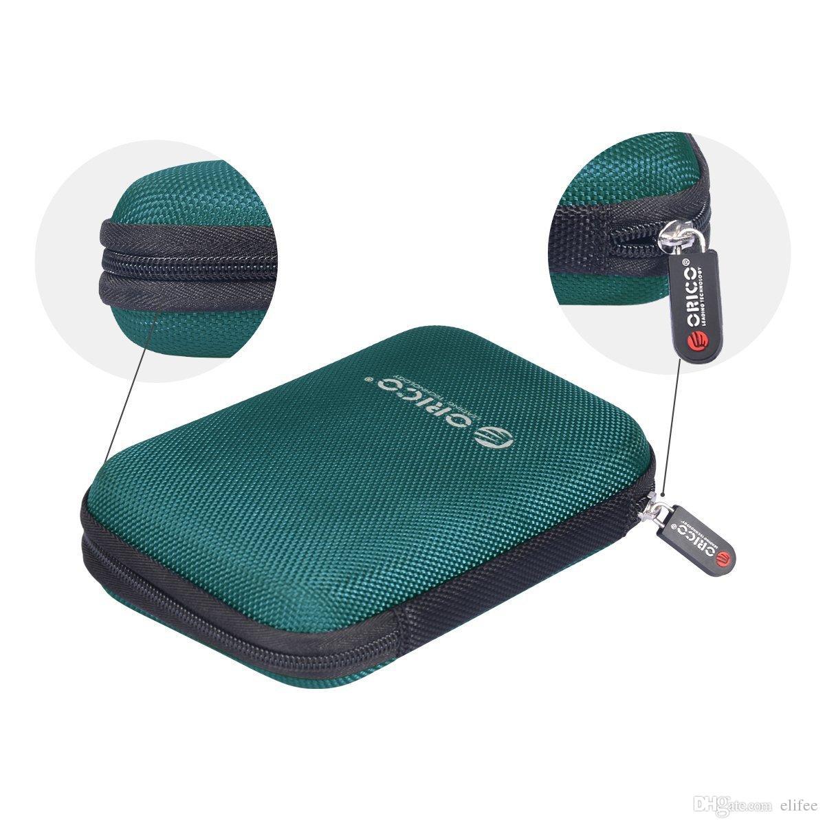 ORICO внешний жесткий диск EVA защитный чехол сумка для 2,5-дюймовый жесткий 4 цвета для варианта