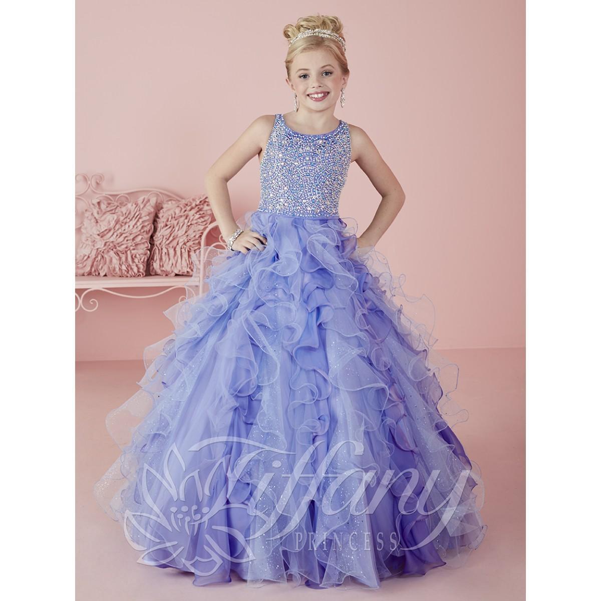 Compre 2016 Princesa Vestido De Fiesta Vestido De Fiesta Para Los ...