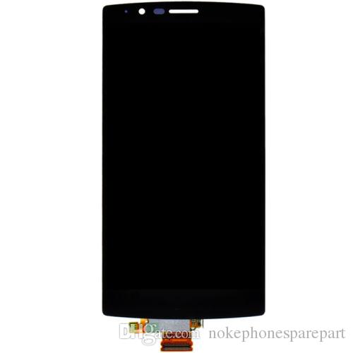 Asamblea genérica del digitizador de la pantalla táctil del LCD para el negro de LG G4 H810 H811 H815 VS986