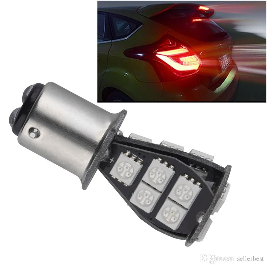 1157 BAY15D P21 / 5W 18SMD 18SMD-5050 CANBUS Error Free Brake Tail Car LED Light Bulb