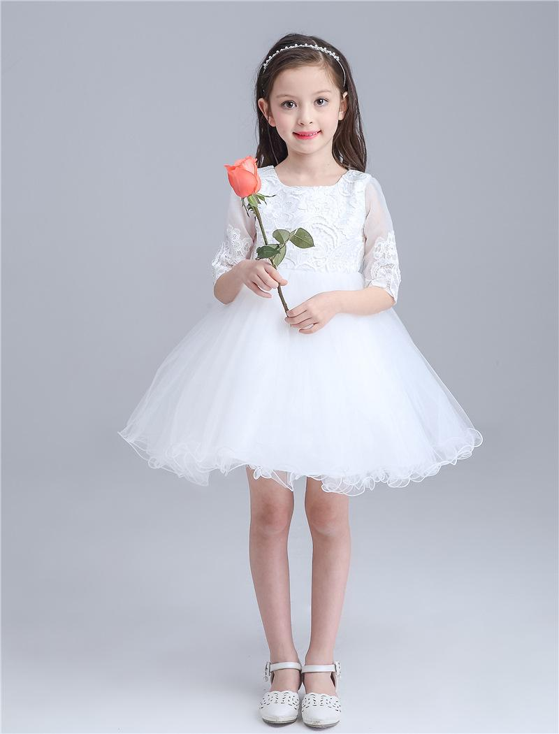 2016 Wedding Dresses Beach Wedding Dresses Flower Girls Pageant Dresses For Teens Wedding ...