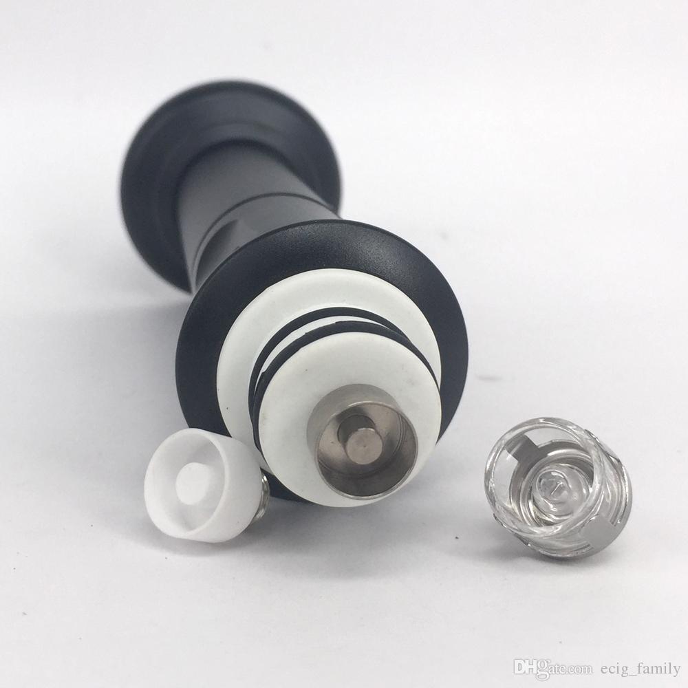 Original Replacement Quartz coil Ceramic Donut Coil titanium Coil For G9 Greenlightvapes H enail wax dab pen henail plus vaporizer pen