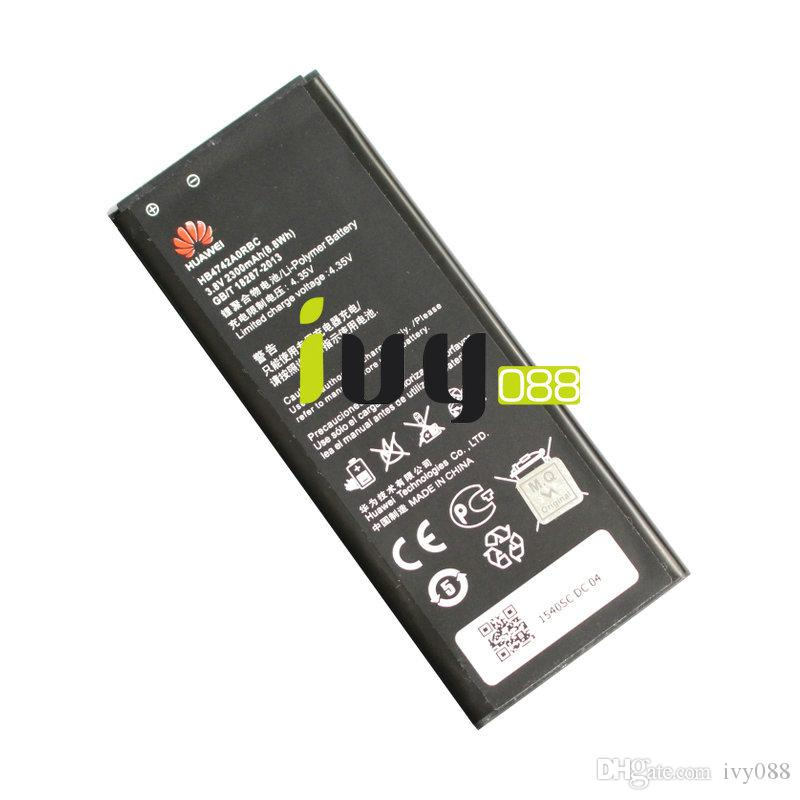 2300mAh HB4742A0RBC Replacement Battery + Universal Charger For Huawei  Honor 3C G730 T00 U00 H30 U10/T00/T10 H30 L01 H30 L02 G730 L075 G730L Cell