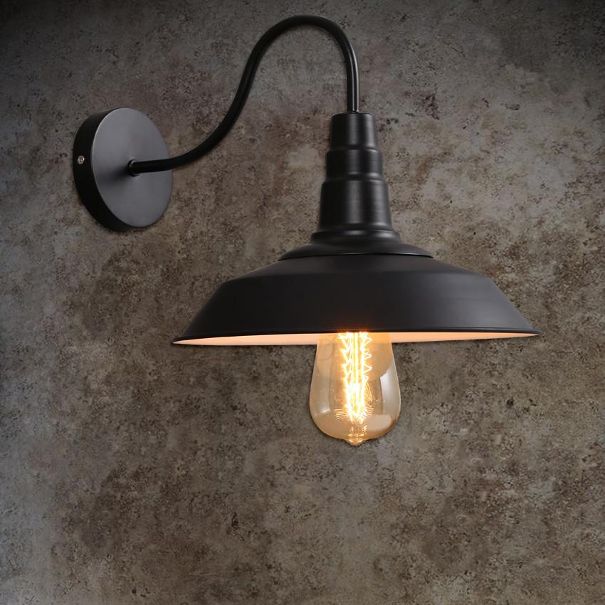 Loft Vintage Wall Lights For Home Industrial Warehouse Wall Lamps Luminaire  Wall Sconce Light Fixtures Outdoor Lighting