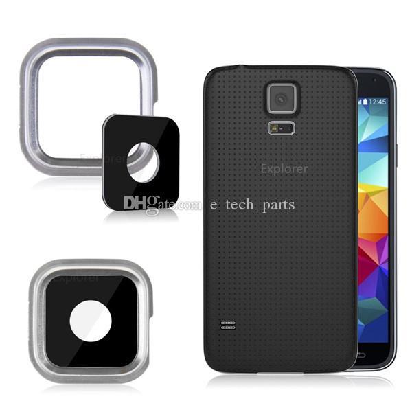 Original USB Charging Port Plug Block Water Proof Cover Back Camera lens For Samsung Galaxy S5 I9600 G900A G900T VS G900P G900F