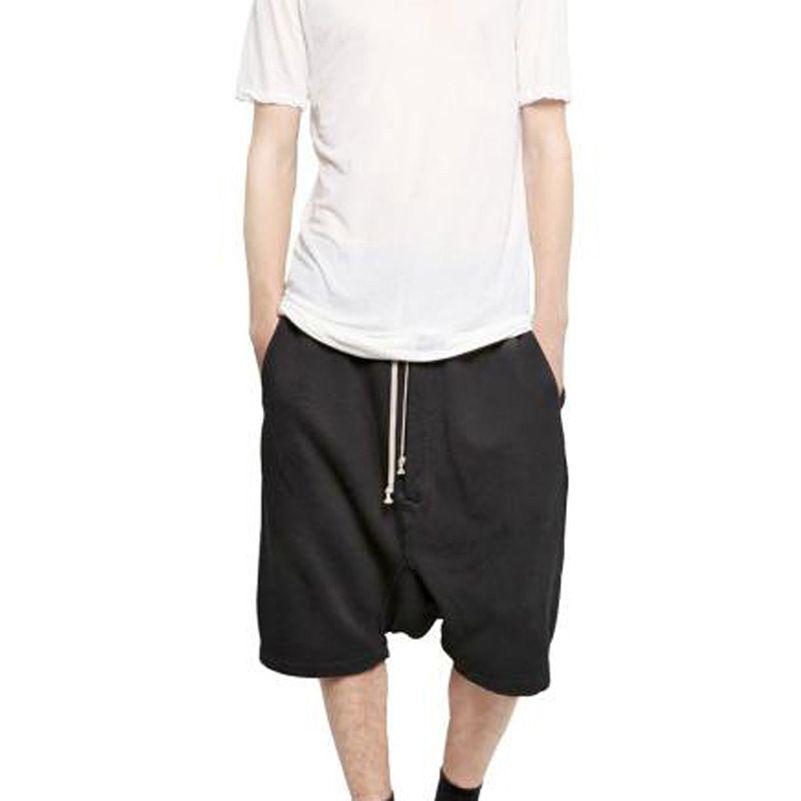 69702786 2019 Wholesale Men Cross Shorts Hip Hop Swag Heram Style New Fashion Brand  Kanye West Justin Bieber Clothing Streetswear Black Cotton From Longmian,  ...