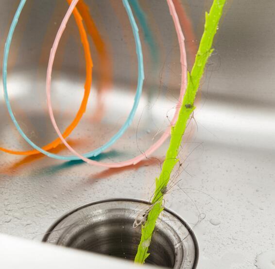 بالوعة التنظيف هوك الحمام الطابق استنزاف المجاري نعرات جهاز الأدوات الصغيرة الإبداعية الرئيسية