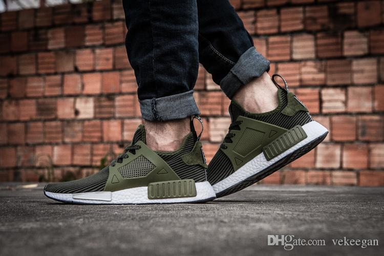 Adidas NMD XR1 Duck Camo Green DS sz 10.5 US mens for sale in