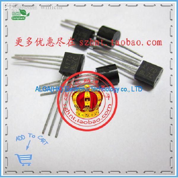 Wholesale-Free shipping  AudioQuality Assurancele line pipe imports K170  2SK170-BL file TO-92