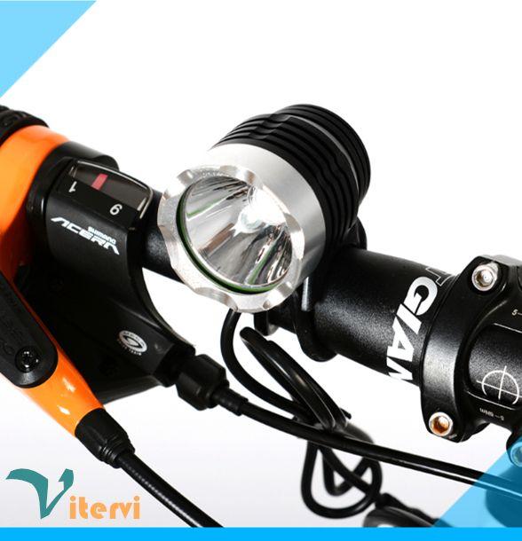 2018 High Power Led Bike Light Cree Xml T6 Usb 5v Led Bicycle Lamp