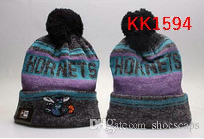 a8157981355 New Fashion Winter NO Basketball Hats for Men Women Knitted Beanie ...