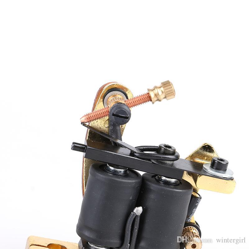 Delicada Rotary Machine Gun para a máscara fácil de usar Cast Iron tatuagem Motor Gun com alta qualidade