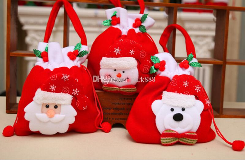 Christmas Gift Santa Style Christmas Decoration Christmas Wedding ...