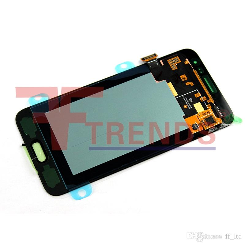 Super AMOLED HD Samsung Galaxy J3 2016 J320 J320F J320H J320M J320FN Display LCD Digitizer Assembly Sostituzione 100% Testato