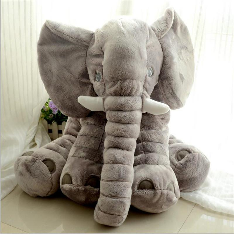2019 Big Elephant Stuffed Animals Toy Best Choice For Children Kid