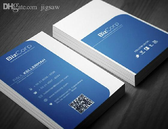 wholesale high quality custom business cards 320g special paper business cards printing visit card design name card printing printed paper gift bags paper - Name Card Printing