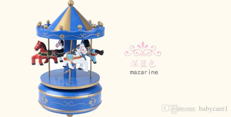 Karussell Spieluhr Student Geschenkidee von Kinder Spieluhr Spielzeug