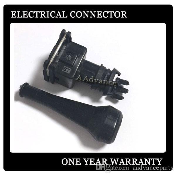 Conectores de enchufes impermeables eléctricos automotrices femeninos de Ford 700CR 2pin