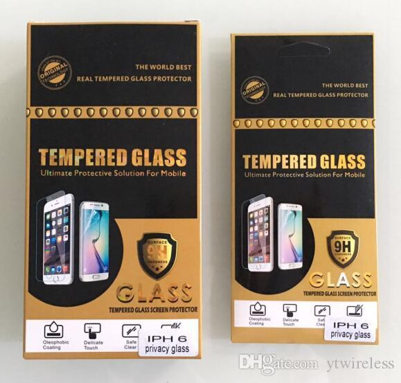 For Samsung Galaxy A8 A7 A5 A3 A710 A510 A310 E5 E7 Thin Anti-Spy Privacy Tempered Glass Screen Protector Anti-Scratch Flim Retail Packaging