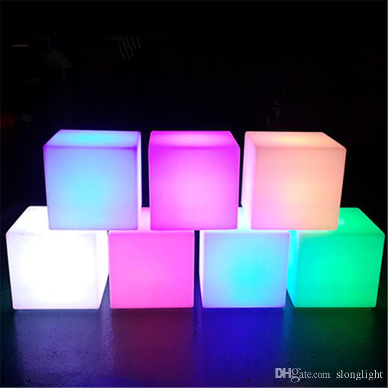 Furniture Light Bulbs Beautiful Photo Led Light Bulbs For: 2018 10CM Magic Dice LED Luminous Square Night Light