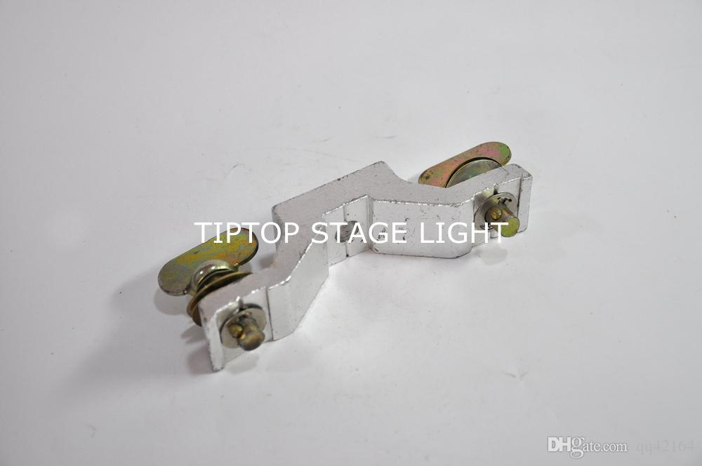 TIPTOP 21A Aluminum Allay Hook Led Moving Head Light Mounting Clamp Pitch 106mm Load 50kg DJ Disco Stage Theatrer