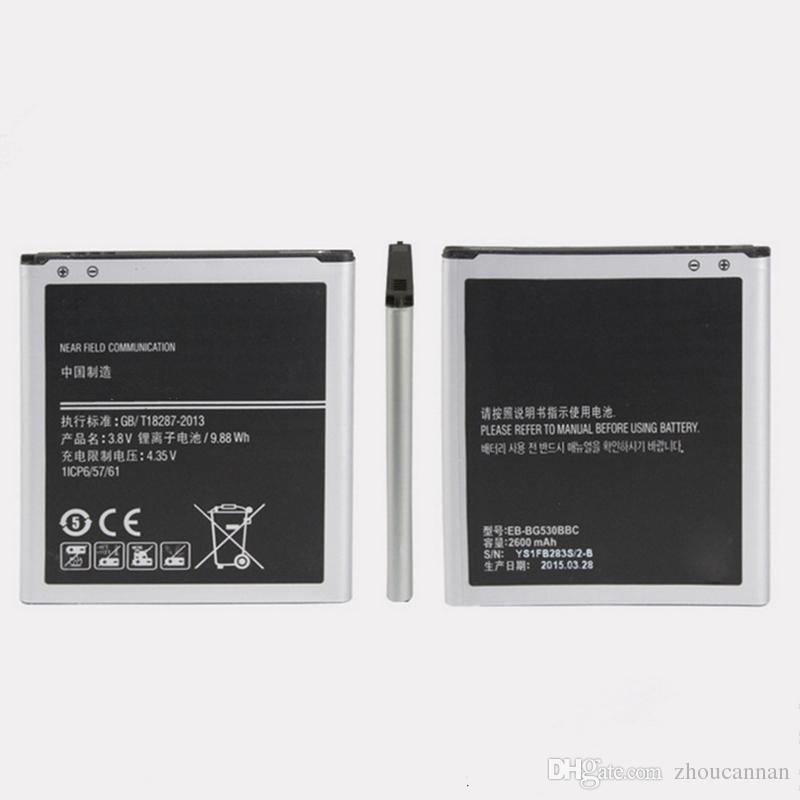 Batterie de rechange de téléphone portable de 3000mAh pour la batterie cyclique EB-BJ700BBC de J7008 J7008 J7009 ON7 G6000 de Samsung J7 J700F Z7