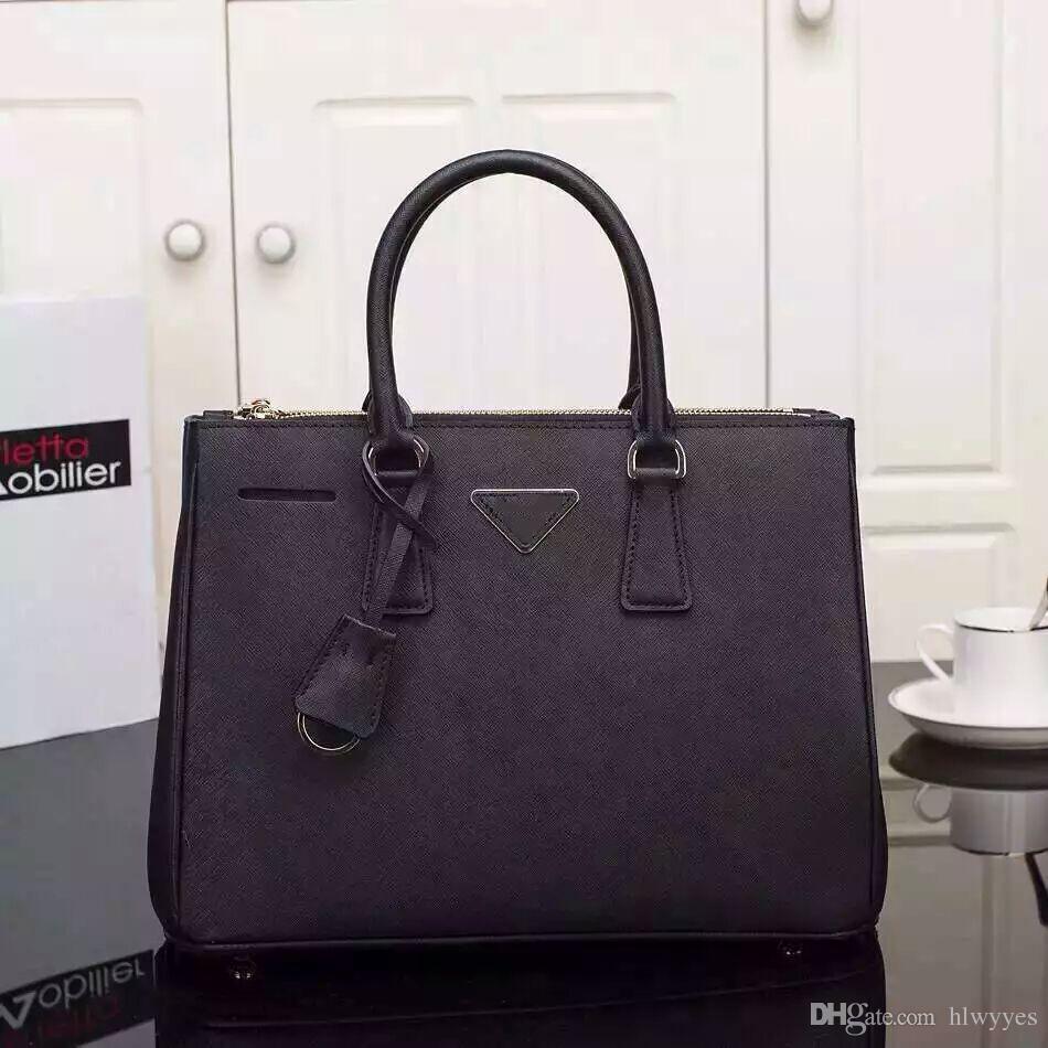 Großhandelsart- und weisemarkendesigner-Frauen-Handtaschen-echtes Leder OL Schulter-Beutel-Spitzenhandgriffsaffiano-Beutelqualitäts-Dame Messenger Bag