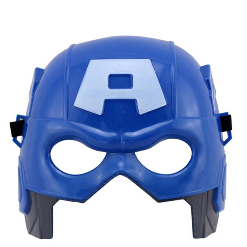 Party Masks Cosplay Masks Children's Day Children Toys The Avengers Alliance Adult Children Toy Captain America A mask