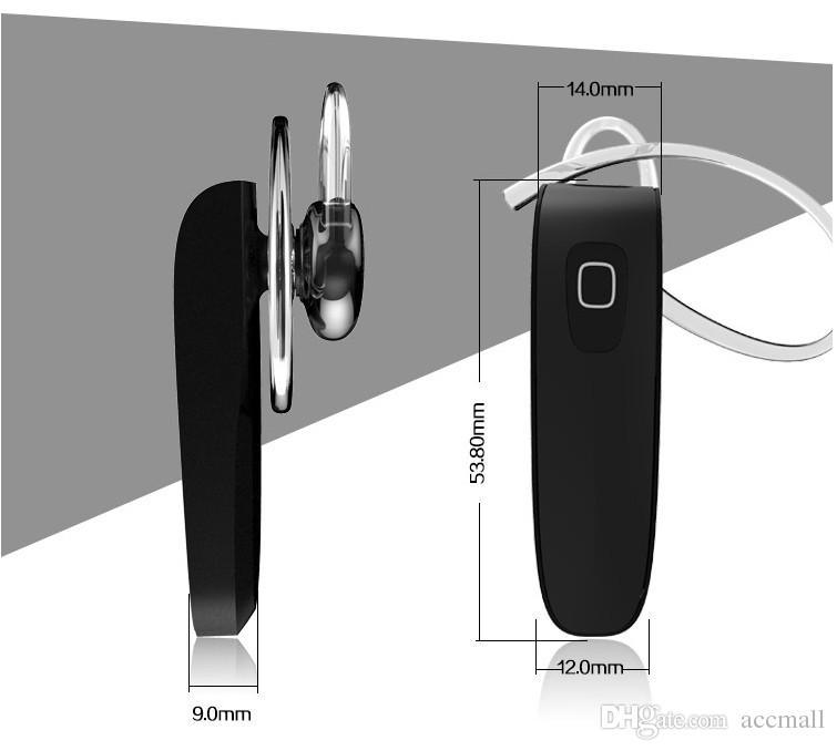B1 Stereo Mini Bluetooth-наушники Беспроводной наушник Stero Sports Гарнитура для наушников с микрофоном для iPhone 7 7Plus Samsung Note 8 S8