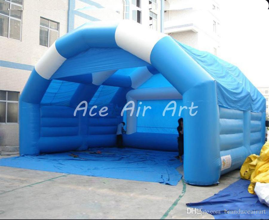 Lower Price Inflatable Archway Tunnel,Stage/car cover shelter,garage work station party marquee for sale