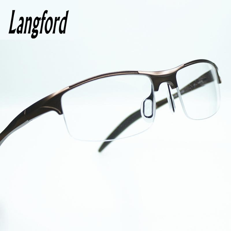 8bcb76c92a8 2019 Wholesale Cool Mens Optical Glasses Frames Stylish Spectacle Frames  Designs Fashionable Styled Streamline Eyeglasses Mono Spring Hinge From ...
