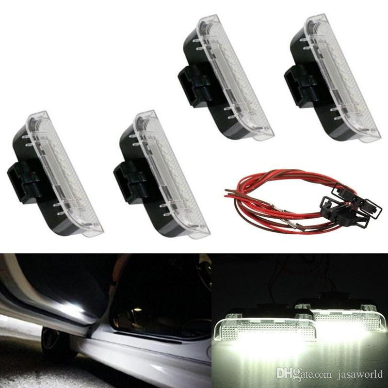 Fits Hyundai Terracan 8SMD LED Error Free Canbus Side Light Beam Bulbs Pair