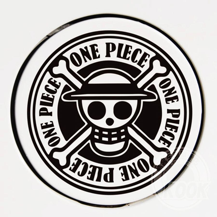 2019 wholesale one piece style creative car decoration monkey d luffy figure cartoon design for fuel tank cap door head tail whole body decal from
