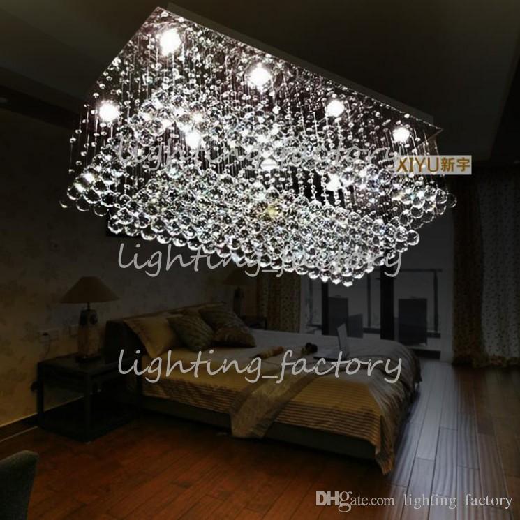 großhandel 100  45 cm kristallleuchter kristalllampe