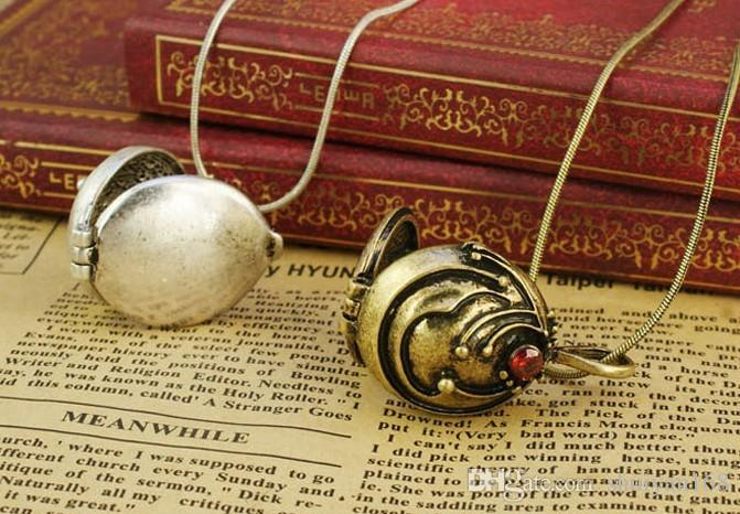Elena Nina Vervain Pendant The Vampire Diaries Lockets Necklaces Gilbert Necklace Jewelry for Men and Women DHL