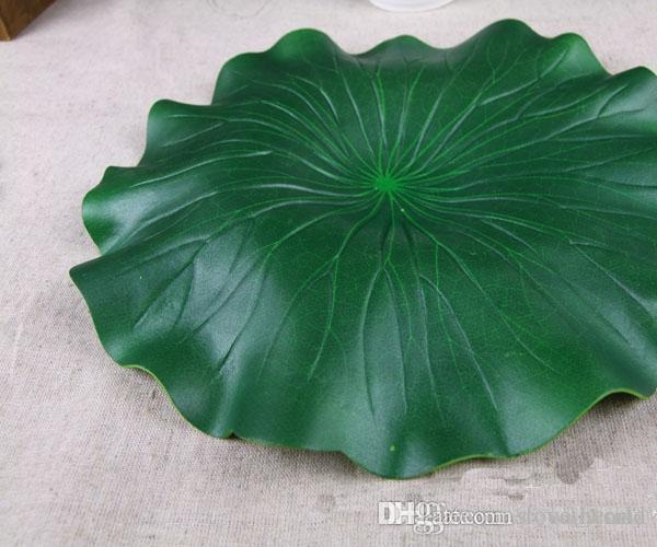 Buy Cheap Garden Decorations For Big Save, Popular New Novelty Green  Artificial Lotus Flower Leaf For Pool Home Pond Fish Tank Lotus Leaves Leaf  Decor Party ...