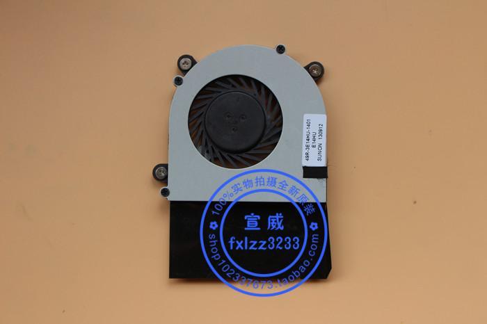 Nuevo original Sunon 49R-3E14HU-1401 EF60070V1-C110-A99 E14HU Ventilador de refrigeración para portátil