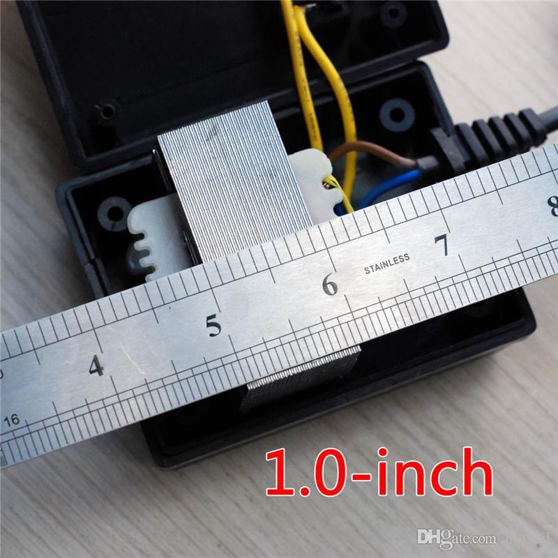 Trasformatore di tensione trasformatore 220V-110V 200W trasformatore di tensione di conversione trasformatore internazionale da viaggio laptop / fotocamere / telefoni