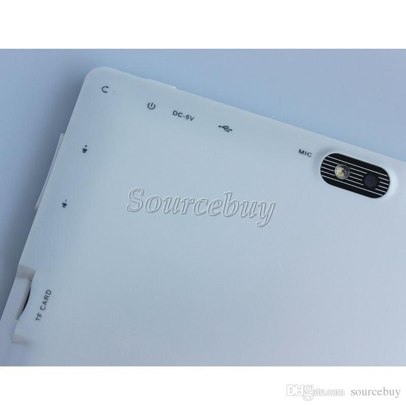 Quad Core Dual Cameras Q88 A33 7