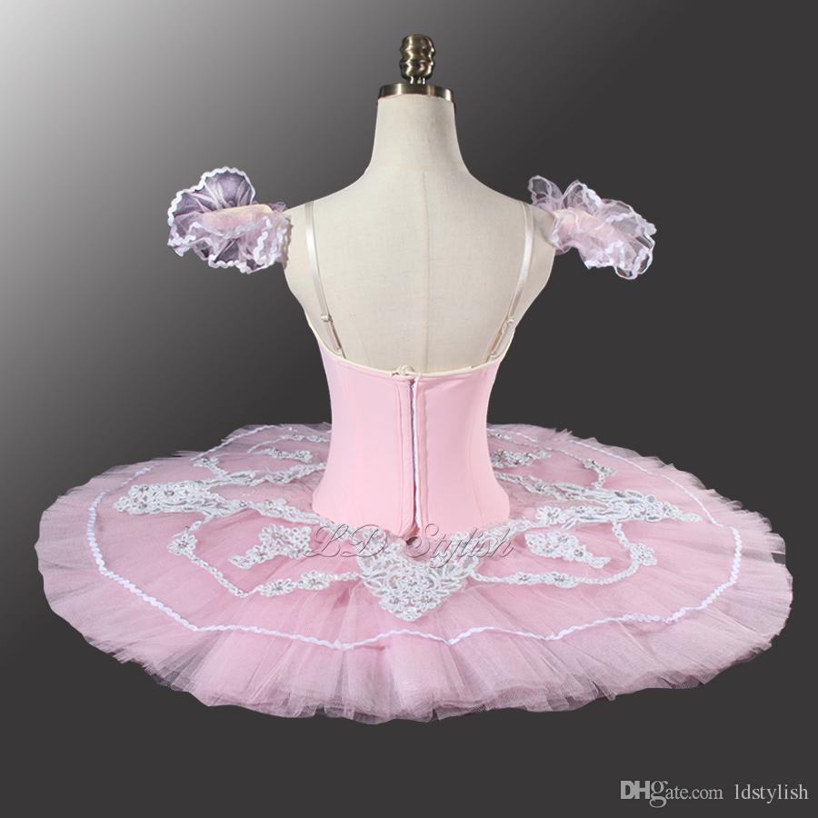 Blue Professional Tutu LD0005 Ballet Performance Tutu Professional Classical Ballet Tutu Adult Professional Classic Ballet