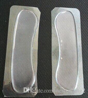 Donne Comfort Pain Spur Silicone Gel Tacco alto Calzature Protezioni Solette Inserti Cuscinetti Cuscino Supporto protetor de calcanhar