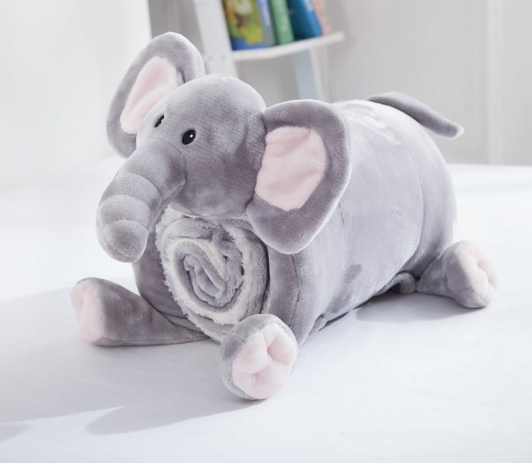 Little Miracles Snuggle Me Sherpa Plush Baby Blanket