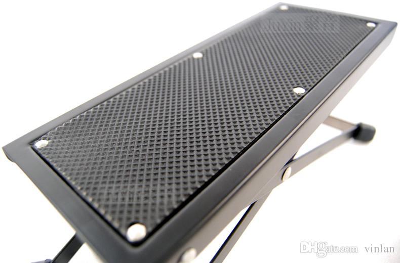 Pédale de guitare réglable Guitare électrique réglable en hauteur anti-dérapant Guitar Parts Accessoires d'instruments de musique
