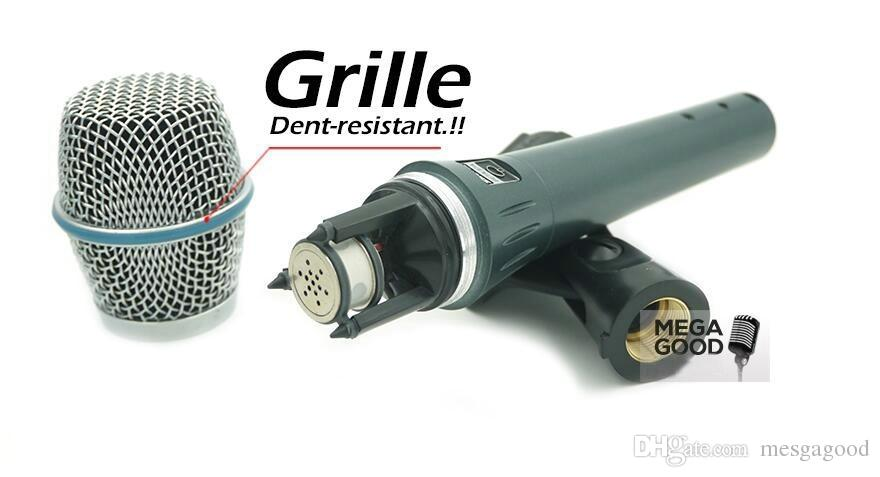 Sale ! Real Condenser Microphone BETA87A Top Quality Beta 87A Supercardioid Vocal Karaoke Handheld Microfone Mike Mic