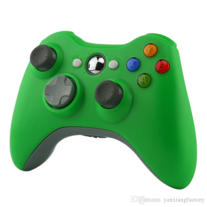 Game Controller For XBOX 2016 New Brand Wireless Gamepad Game Pad Joypad Controller for Microsoft Xbox 360 Quality YX-360-01
